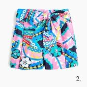 J.Crew Tie-Waist Shorts
