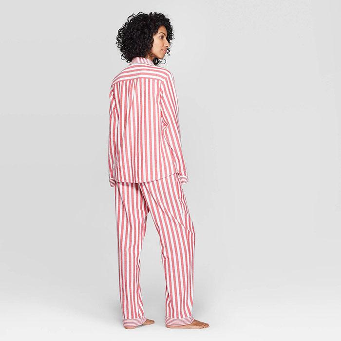 target-striped-pj-set