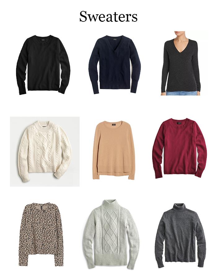 SWEATERS-winter-capsule-winter-wardrobe-2020